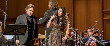 Певица Регина Рустамова: Петербург во многом схож с Баку