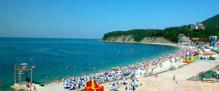 Жители Санкт-Петербурга предпочитают отдыхать на черноморском побережье России