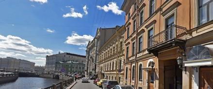 Авито Недвижимость: этим летом спрос на туристическую аренду в Санкт-Петербурге превысил предложение в 4 раза