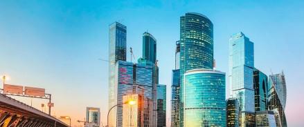 Доля иностранных компаний, занимающих офисы в ММДЦ «Москва-Сити», составила 22%