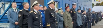 ХXIV Слет юных моряков
