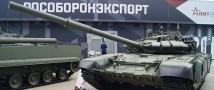 Мировой спрос на российскую бронетанковую технику  остаётся стабильно высоким