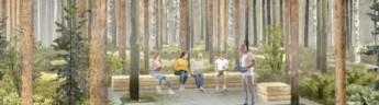На продолжение создания парка «Говоровский лес» в Говорово потратят еще 119 млн рублей
