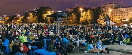 Онлайн-кинотеатр МТС ТВ эксклюзивно покажет конкурсные фильмы Фестиваля уличного кино