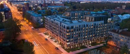 Принципиальное решение: «Страна Девелопмент» запускает первый проект в Петербурге