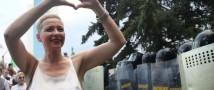 Протесты в Беларуси: оппозиционер Мария Колесникова задержана