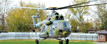 Рособоронэкспорт наращивает экспорт военных вертолётов