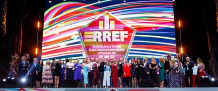 Russian Design District – финалист RREF Awards