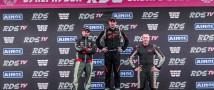 Сергей Калюжнов стал победителем квалификации RDS Сибирь