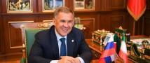 ЦИК Республики Татарстан зарегистрировала избранного Президента Татарстана