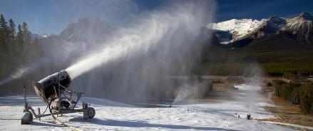 У Кировской школы по горнолыжному спорту появится установка искусственного снега