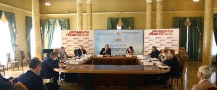 Состоялась пресс-конференция на тему «Ускоренная реализация программы расселения аварийного жилья»