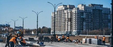 В Благовещенске на строительство набережной направят 2,5 миллиарда рублей