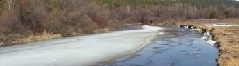 В Иркутске расчистят заилившуюся реку Ушаковка