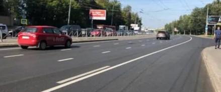 В Казани в рамках нацпроекта отремонтировали часть проспекта Победы длиной 8,4 км