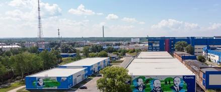 В Татарстане в рамках нацпроекта перешли ко второму этапу создания индустриального парка в технополисе «Химград»