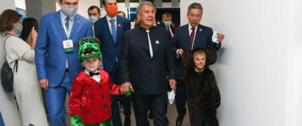 В Татарстане открыли школу «Союзмультфильма»
