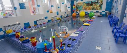 В Центральном районе Кемерово построят детский сад с бассейном
