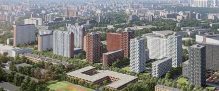 В ЖК «Кварталы 21/19» завершается благоустройство второго участка бульвара
