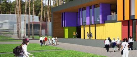 Высшая школа экономики построит себе спортцентр в промзоне «Воронцово» Москвы