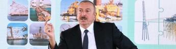 Президент Азербайджана: Переговоры по урегулированию нагорнокарабахского конфликта практически не ведутся