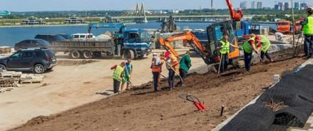 В текущем году планируется отремонтировать свыше 90 км дорог Казанской агломерации