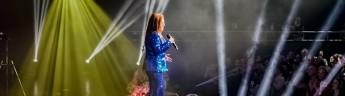 Анастасия Спиридонова дала концерт в КЗ «Градский Холл»