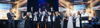 Colliers International – лидер на рынке недвижимости России по количеству «золотых кирпичей» премии CRE Awards