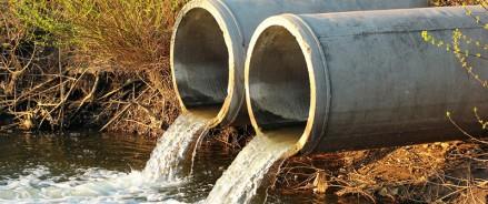 Газпром ближайшие три года проверит сточные воды