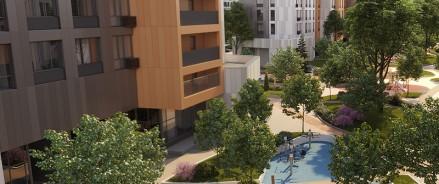 INGRAD завершает первый этап благоустройства жилого квартала «Преображение»