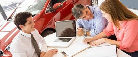 Количество выданных автокредитов в III квартале выросло на 9%