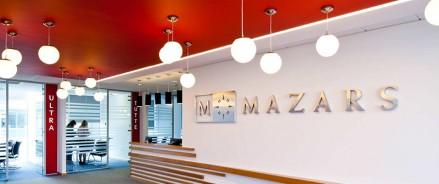 Международная компания Mazars проводит масштабный ребрендинг