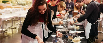 На кулинарном шоу «Съел и поехал» байкеры со всей России представят свои фирменные блюда