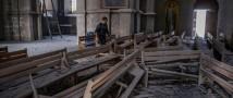 Нагорный Карабах: Армения обвиняет Азербайджан в обстреле Шушинского собора