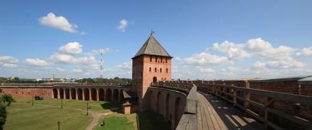 Новгородский Кремль отреставрируют