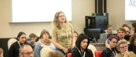 Открытие молодежного педагогического форума Линейка