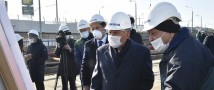 Президент Татарстана принял участие в запуске тоннелепроходческого комплекса в Казанском метро
