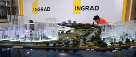 Продажи в проектах INGRAD второй месяц бьют рекорды