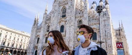Рекордные цифры заражения коронавирусом, Европа ужесточает ограничения
