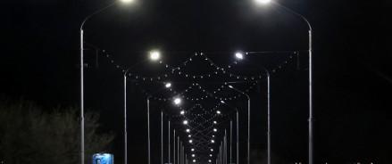 В Кемеровской области модернизируют уличное освещение