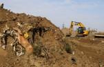 В Нижнем Новгороде ликвидируют свалку за кладбищем «Красная Этна»