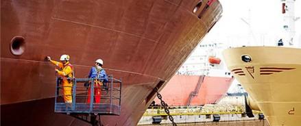 В Приморском крае проведут работы по окраске судов