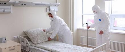 В РКБ Татарстана откроются дополнительные отделения для лечения пациентов с COVID-19