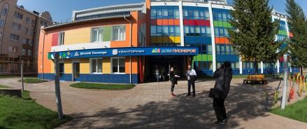 В Татарстане создадут два мобильных технопарка «Кванториум» почти за 8 млн рублей