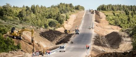 На реконструкцию автомобильной дороги в Амурской области потратят 2 млрд рублей