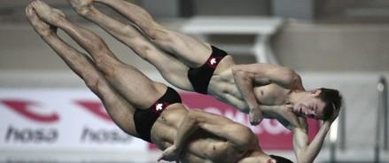 Этап Мировой серии по прыжкам в воду в Казани пройдет в марте будущего года