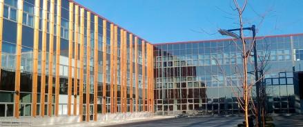 ГК ФСК завершила строительство образовательного центра на 500 мест в Отрадном