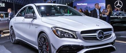 INGRAD до конца года разыграет среди покупателей новый Mercedes