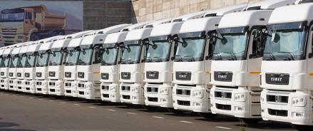Камазовец стал лучшим водителем грузовика в России