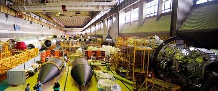 Космический центр имени М. В. Хруничева реконструирует производство